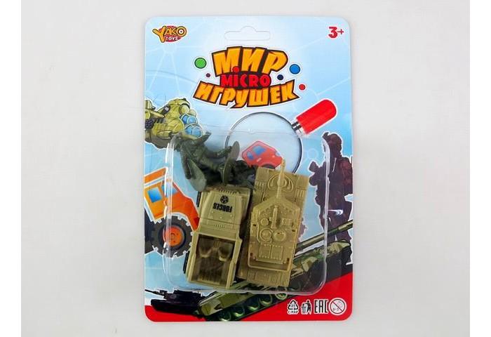 Игровые наборы Yako Набор Военный M9395
