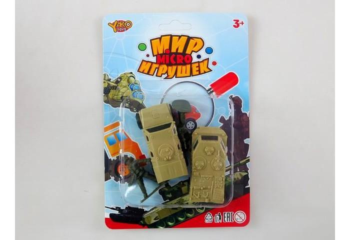 Игровые наборы Yako Набор Военный M9394