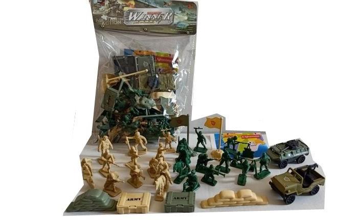 Игровые наборы Without Набор Военный 1970716