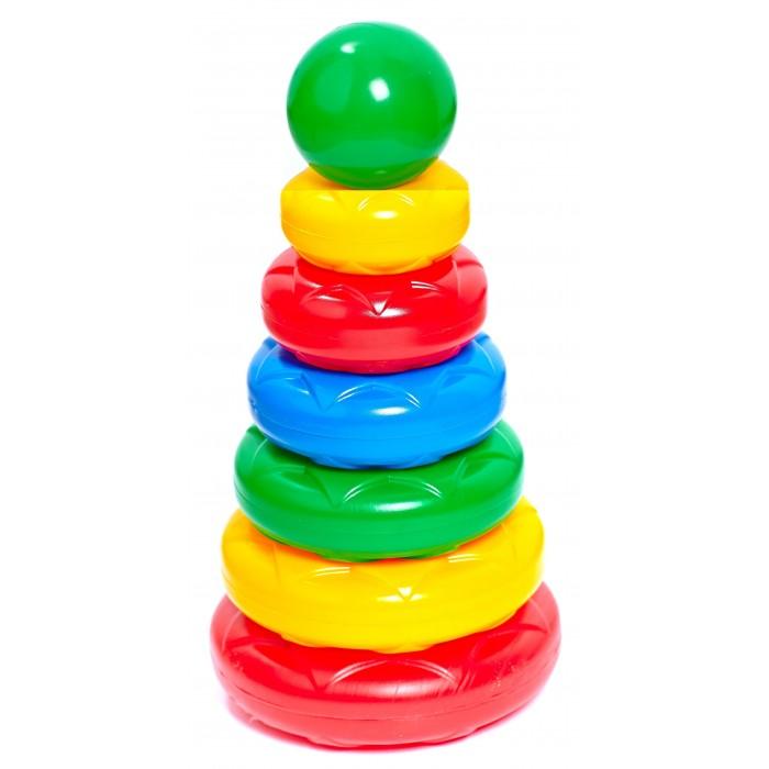 Фото - Развивающие игрушки Класата Пирамидка Звездочет D200 шар (8 деталей) развивающие игрушки b kids шар конструктор