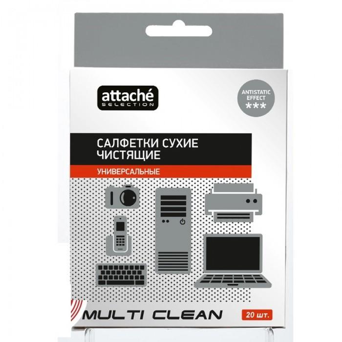 салфетки Хозяйственные товары Attache Салфетки Multi Clean 20 шт.