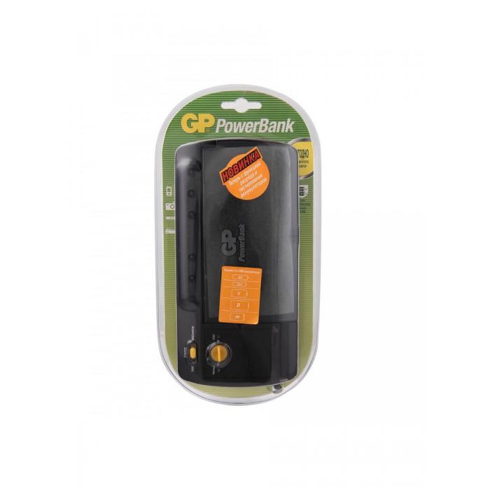 GP Зарядное устройство для аккумуляторных батарей разных размеров (GP PB320GS-2CR1)