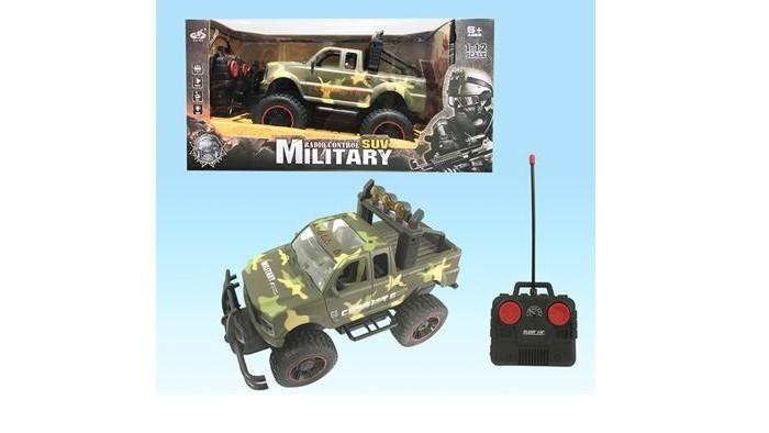 Радиоуправляемые игрушки Without Машинка с пультом управления М1:12 1889506