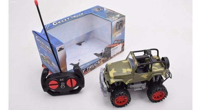 Радиоуправляемые игрушки Without Машинка с пультом управления 1812149
