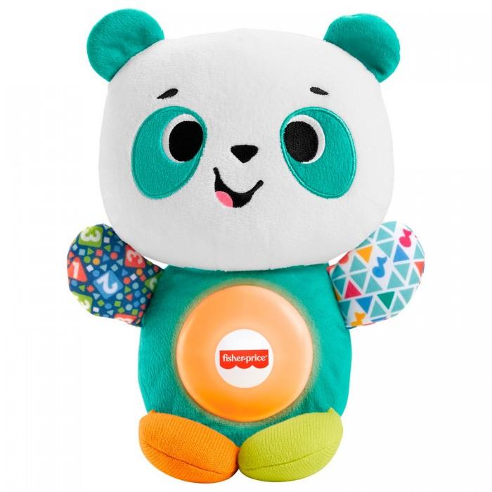 Развивающие игрушки Fisher Price Linkimals Плюшевый панда