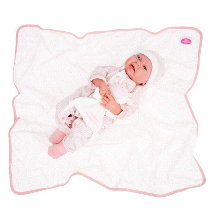 Фото - Куклы и одежда для кукол Munecas Antonio Juan Кукла Реборн Ирада в розовом 40 см куклы и одежда для кукол munecas antonio juan кукла эстефания в розовом 45 см