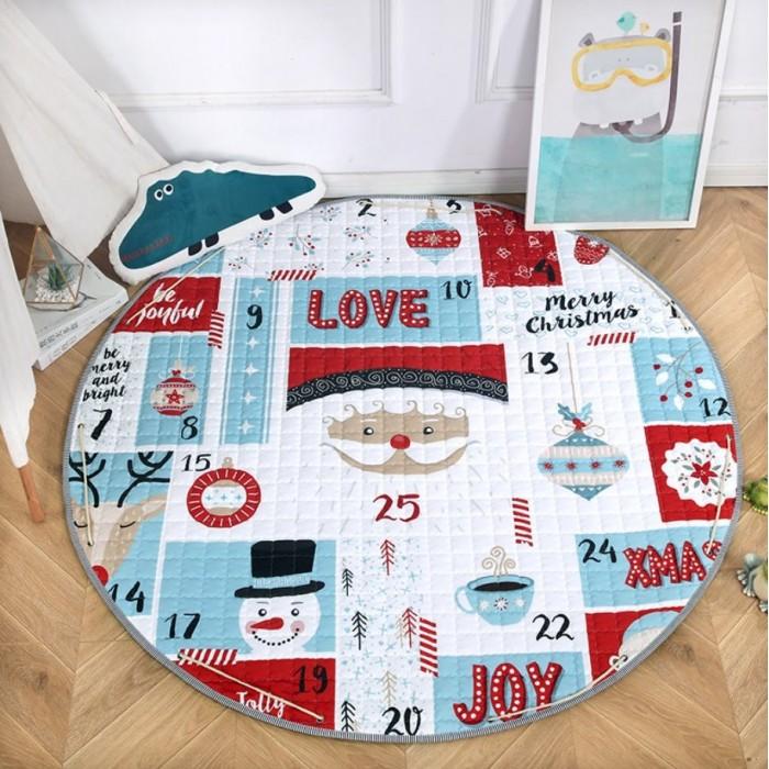 Игровые коврики Porolon стеганый Подарок 150 см