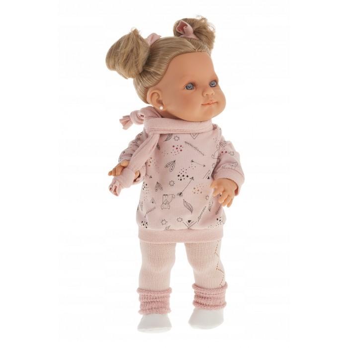Куклы и одежда для кукол Munecas Antonio Juan Кукла Констация с шарфиком 38 см недорого