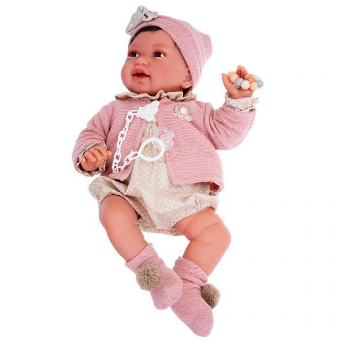 Купить Куклы и одежда для кукол, Munecas Antonio Juan Кукла Елена в розовом 40 см