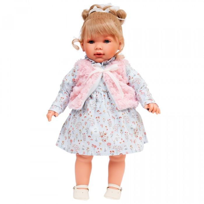 Фото - Куклы и одежда для кукол Munecas Antonio Juan Кукла Мерседес в розовом 55 см куклы и одежда для кукол munecas antonio juan кукла эстефания в розовом 45 см