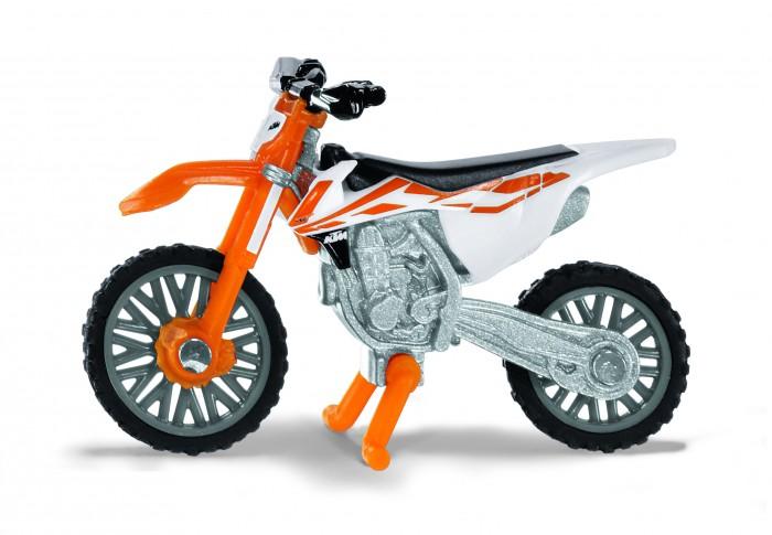 Машины Siku Мотоцикл для кросса KTM SX-F 450