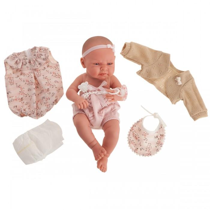 Купить Куклы и одежда для кукол, Munecas Antonio Juan Кукла Соня в розовом 42 см