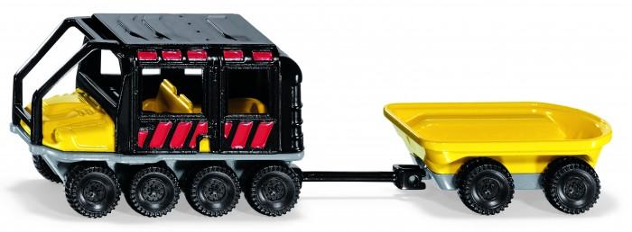 Машины Siku Машина Вездеход Argo Avenger с прицепом