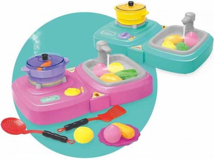 Ролевые игры, Игротрейд Набор Кухня со звуковыми и световыми эффектами  - купить со скидкой