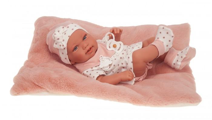 Munecas Antonio Juan  Кукла-младенец Маурисия 42 см 5028B