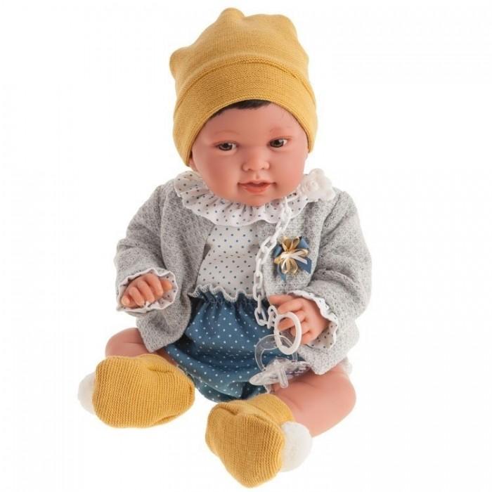 Купить Куклы и одежда для кукол, Munecas Antonio Juan Кукла Елена в желтом 40 см
