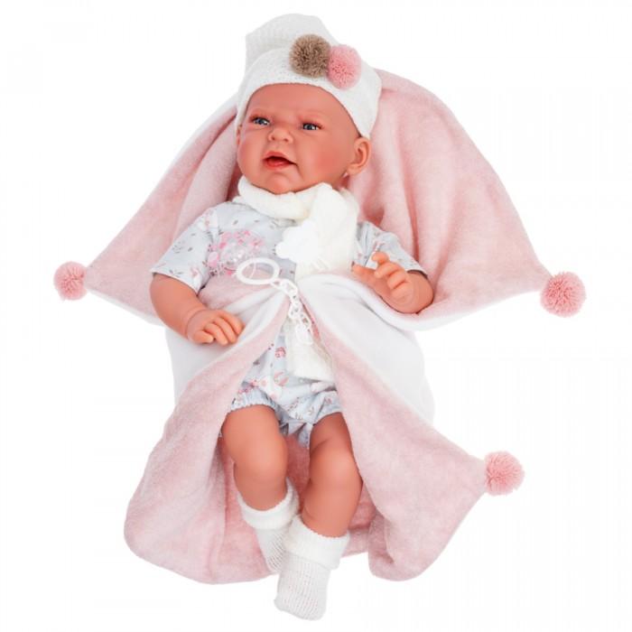 Фото - Куклы и одежда для кукол Munecas Antonio Juan Кукла Роза в розовом 40 см куклы и одежда для кукол munecas antonio juan кукла эстефания в розовом 45 см