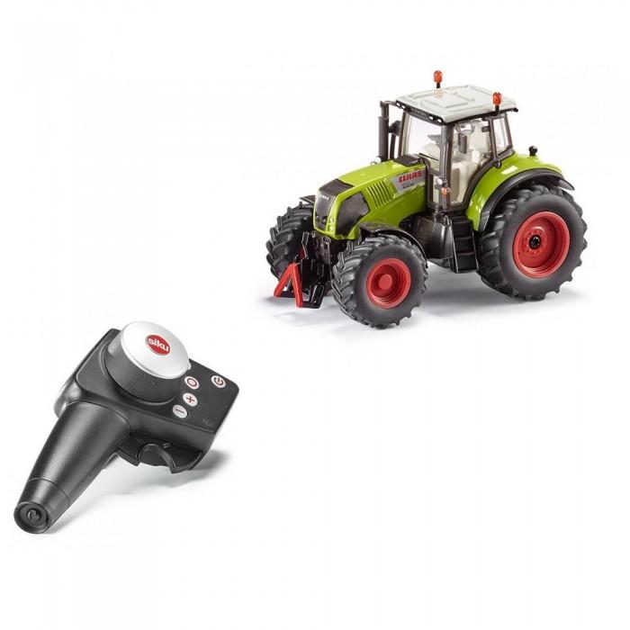 Купить Радиоуправляемые игрушки, Siku Трактор Claas Axion 850 1:32 с пультом управления