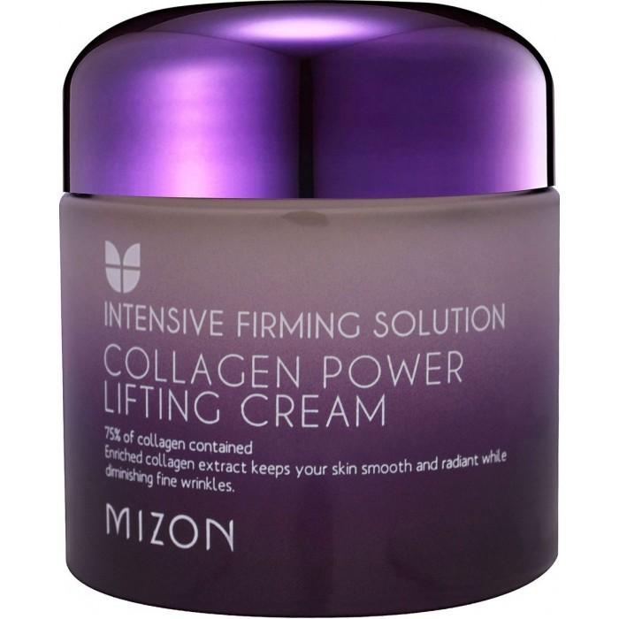 Купить Косметика для мамы, Mizon Collagen Power Коллагеновый лифтинг-крем для лица 75 мл