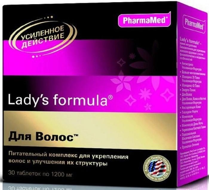 Картинка для Lady's Formula Таблетки Для Волос 30 шт.
