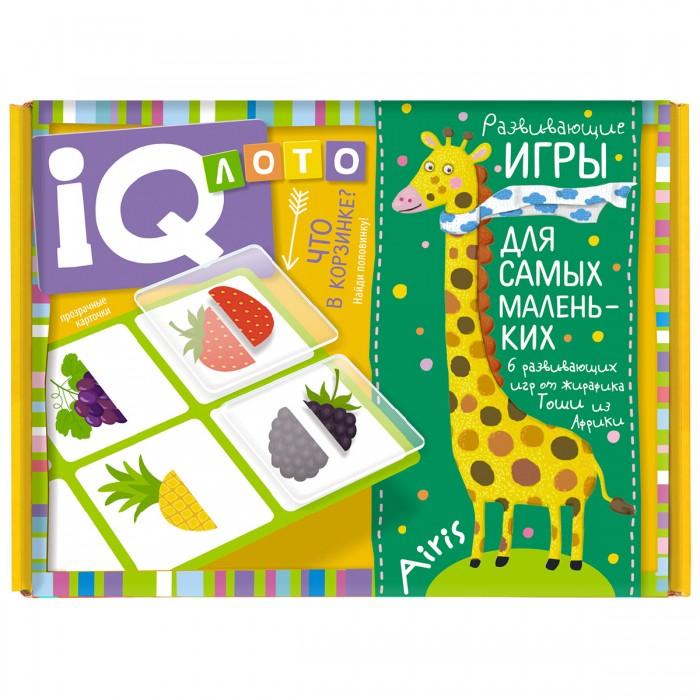 Фото - Игры для малышей Айрис-пресс Лото для малышей Что в корзинке? Найди половинку пластиковое лото для малышей что в корзинке найди половинку