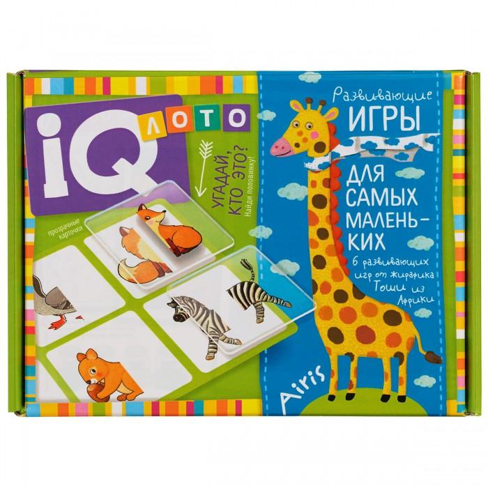 Фото - Игры для малышей Айрис-пресс Лото для малышей Угадай, кто это? Найди половинку настольные игры айрис пресс лото в синем море подбери контур