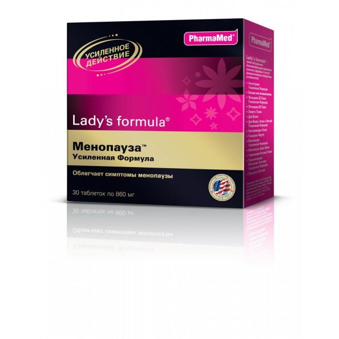 Картинка для Lady's Formula Таблетки Менопауза усиленная формула 30 шт.