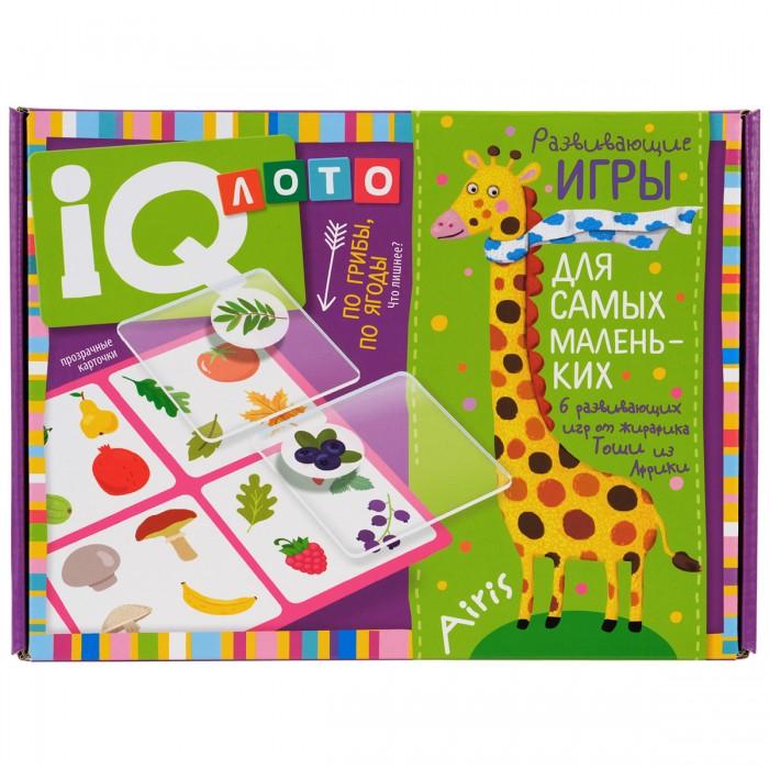 Фото - Игры для малышей Айрис-пресс Лото для малышей По грибы, по ягоды Что лишнее? пластиковое лото для малышей что в корзинке найди половинку