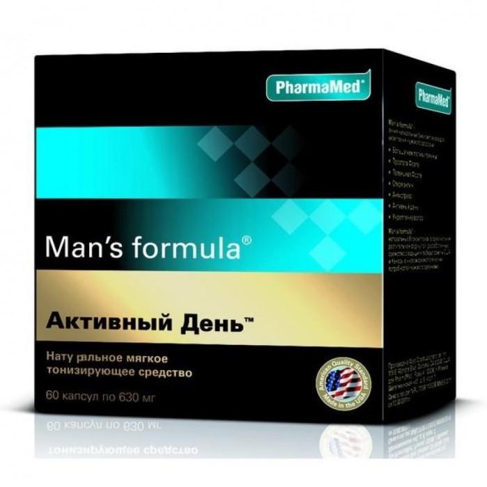 Картинка для Man's formula Капсулы Активный день 60 шт.