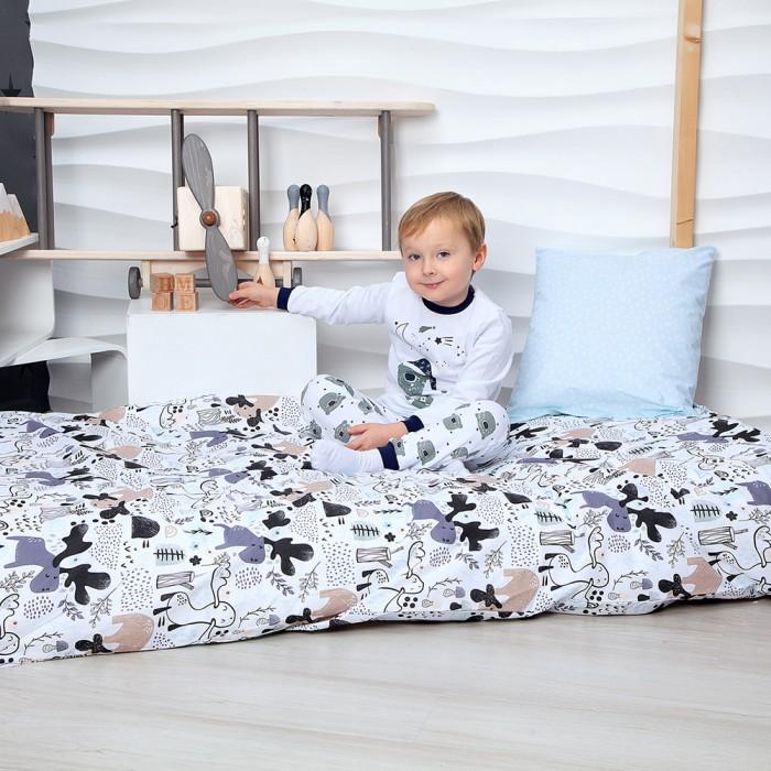 Комплекты в кроватку Pituso Исландия (4 предмета)