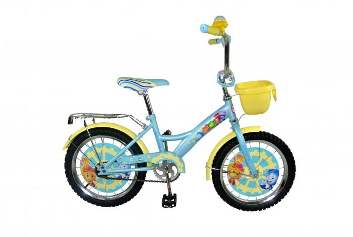 Велосипед двухколесный Navigator Фиксики 20 KiteФиксики 20 KiteВелосипед Navigator Фиксики 20 Kite - это хорошо собранный и надёжный велосипед для ребёнка. Модель подойдет для ребенка ростом 120-147 см. Детский велосипед с ярким дизайном и популярной лицензией Фиксики.  Велосипед оснащен багажником, звонком и корзиной для перевозки необходимых мелочей. Катание на велосипеде благоприятно влияет на здоровье, укрепляет мышцы, развивает зрение, учит ориентироваться в пространстве и принимать решения.   Особенности: Тип: детский Материал рамы: сталь Амортизация: отсутствует Конструкция вилки: жесткая Конструкция рулевой колонки: неинтегрированная, резьбовая Диаметр колес: 20 дюймов Материал обода: алюминиевый сплав Двойной обод: нет Шатун: односоставной Возможность крепления боковых колес: нет Тип переднего тормоза: отсутствует Тип заднего тормоза: ножной Уровень заднего тормоза: начальный Количество скоростей: 1 Уровень каретки: начальный Конструкция каретки: неинтегрированная Тип посадочной части вала каретки: квадрат Количество звезд в кассете: 1 Количество звезд системы: 1 Конструкция педалей: платформы Конструкция руля: изогнутый Настройка положения руля: регулируемый подъем Материал рамки седла: сталь Комфорт: защита цепи, мягкая накладка на руле<br>