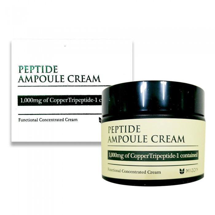 Купить Косметика для мамы, Mizon Peptide Крем для лица с экстрактом пептидов 50 мл