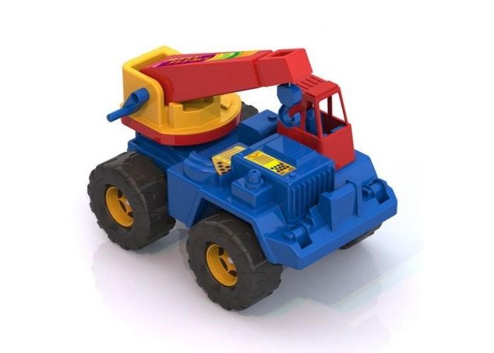 Купить Машины, Нордпласт Кран Супергигант 34х35.5х52 см