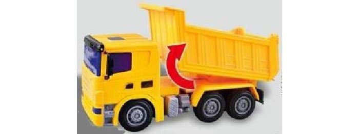 Купить Радиоуправляемые игрушки, Игротрейд Грузовик р/у М1:24