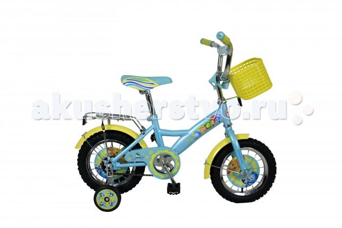 Велосипед двухколесный Navigator Фиксики 14 KiteФиксики 14 KiteВелосипед Navigator Фиксики 14 Kite - это хорошо собранный и надёжный велосипед для ребёнка. Модель подойдет для ребенка ростом 100-120 см. Детский велосипед с ярким дизайном и популярной лицензией Фиксики.  Велосипед оснащен багажником и корзиной для игрушек. Катание на велосипеде благоприятно влияет на здоровье, укрепляет мышцы, развивает зрение, учит ориентироваться в пространстве и принимать решения.   Особенности: Тип: детский Материал рамы: сталь Амортизация: отсутствует Конструкция вилки: жесткая Конструкция рулевой колонки: неинтегрированная, резьбовая Диаметр колес: 14 дюймов Материал обода: алюминиевый сплав Двойной обод: нет Шатун: односоставной Возможность крепления боковых колес: есть Боковые колеса в комплекте: есть Тип переднего тормоза: отсутствует Тип заднего тормоза: ножной Уровень заднего тормоза: начальный Количество скоростей: 1 Уровень каретки: начальный Конструкция каретки: неинтегрированная Тип посадочной части вала каретки: квадрат Количество звезд в кассете: 1 Количество звезд системы: 1 Конструкция педалей: платформы Конструкция руля: изогнутый Настройка положения руля: регулируемый подъем Материал рамки седла: сталь Комфорт: защита цепи, мягкая накладка на руле<br>