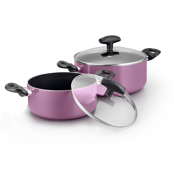Посуда и инвентарь, Galaxy Набор посуды GL 9512 (4 предмета)  - купить со скидкой
