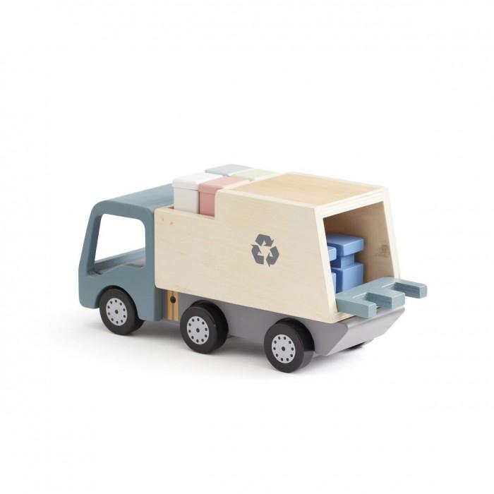 Картинка для Деревянная игрушка Kid's Concept Aiden Игрушечный мусоровоз