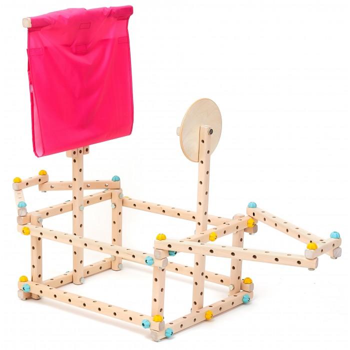 Деревянная игрушка Kidwood Конструктор масштабный Эврика Medium 010702