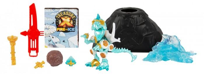 Игровые наборы Treasure X Набор Вулкан Огонь vs Лед