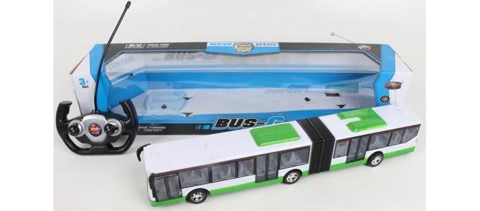 Картинка для Игротрейд Автобус р/у со световыми эффектами 1569448
