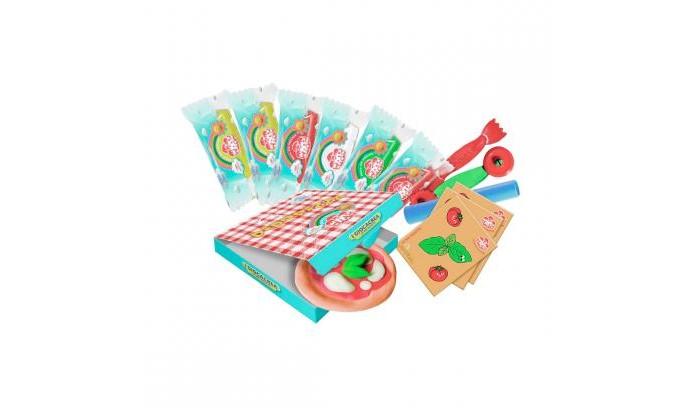 Всё для лепки Dido Pizza Набор для лепки всё для лепки lori пластилин классика 16 цветов