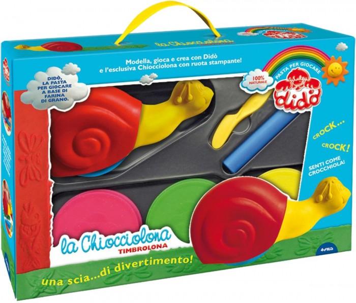 Всё для лепки Dido Dido Набор для творчества 382600 раннее развитие айрис пресс мастерская малыша чемоданчик 3 набор основ и материалов для творчества