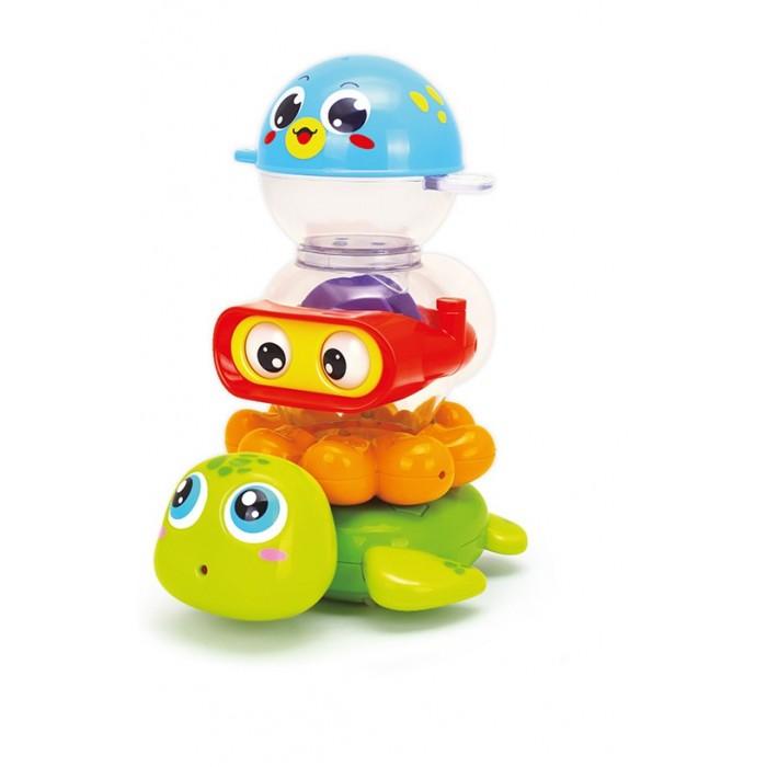 Игрушки для ванны Play Smart Игрушки для ванны Морские обитатели деревянные игрушки viga пазл морские обитатели