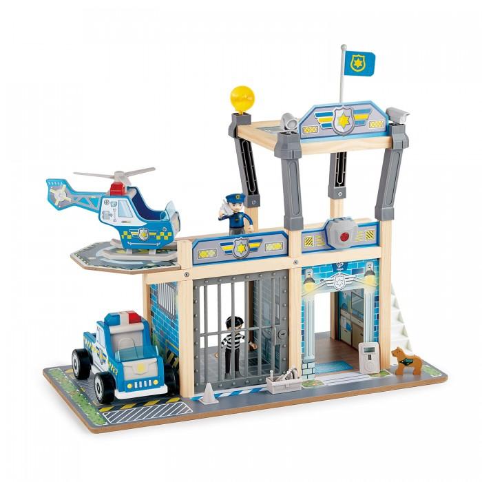 Hape Кукольный дом Полицейский участок
