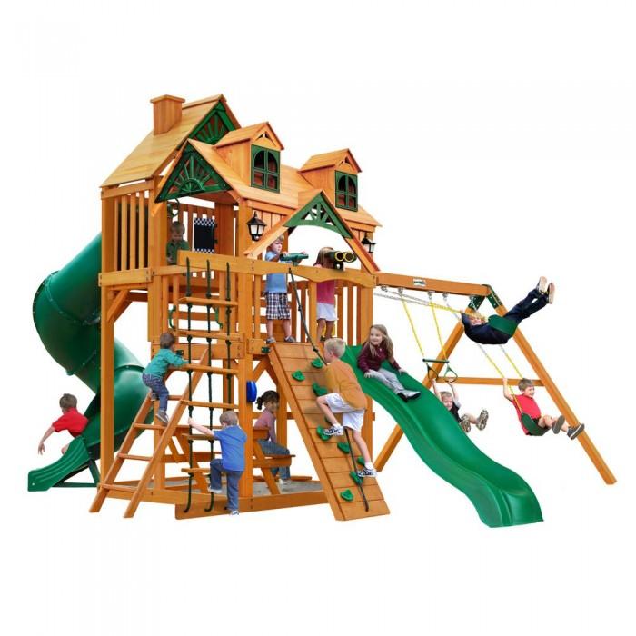Спортивные комплексы Gorilla Playsets Игровой комплекс Горец Ривьера