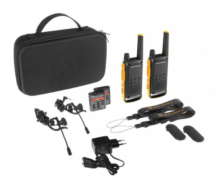 Купить Рации, Рация Motorola T82 Extreme Talkabout 2 шт.