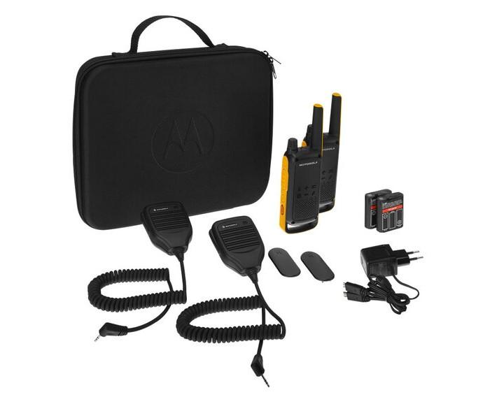 Купить Рации, Рация Motorola T82 Extreme Rsm Talkabout 2 шт.