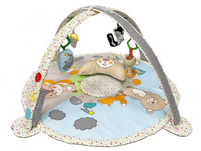 Картинка для Развивающий коврик Everflo Baby Cloud