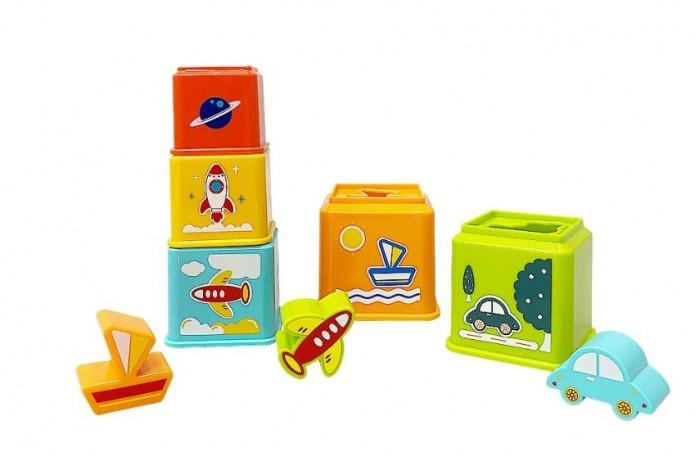 Картинка для Развивающая игрушка Everflo Stacking Blocks