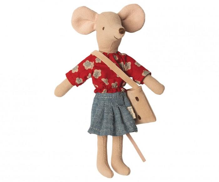 Мягкие игрушки Maileg Мышка мама